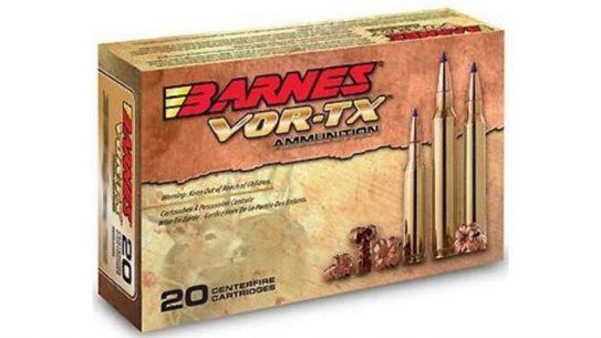 barnes TTSX VOR-TX Ammo