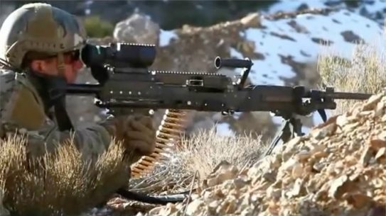 SOCOM Lightweight Medium Machine Guns GENERAL DYNAMICS