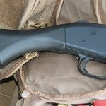 Mossberg 590 Shockwave shotgun grip