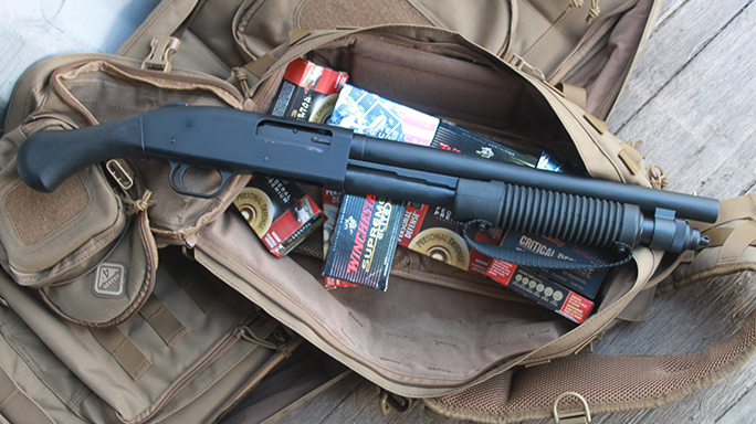Mossberg 590 Shockwave shotgun bag