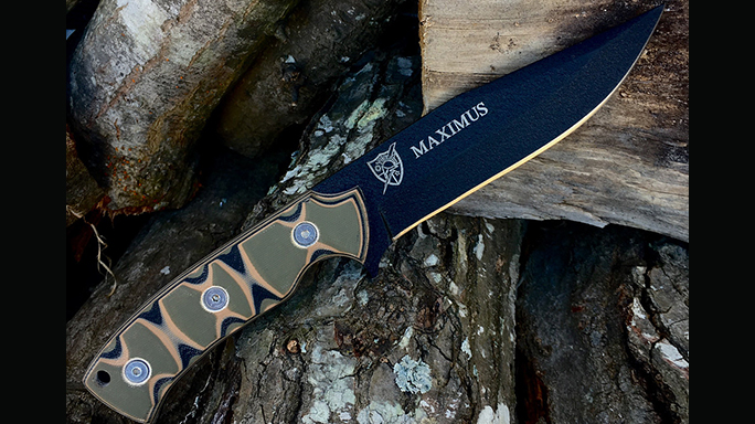 gingrich tactical innovations maximus knife