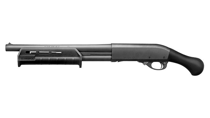 Remington Model 870 Tac-14 shotgun left