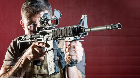Kris Paronto Tanto Bushmaster AR Rifle
