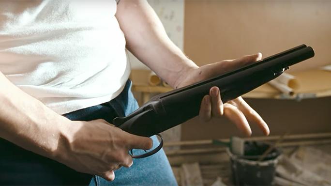 Tom Hardy guns Bronson