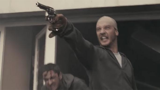Tom Hardy guns Rocknrolla