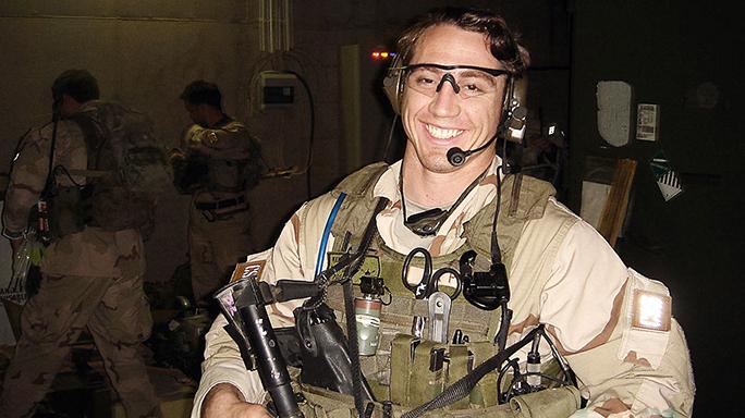 Tim Kennedy U.S. Army special forces