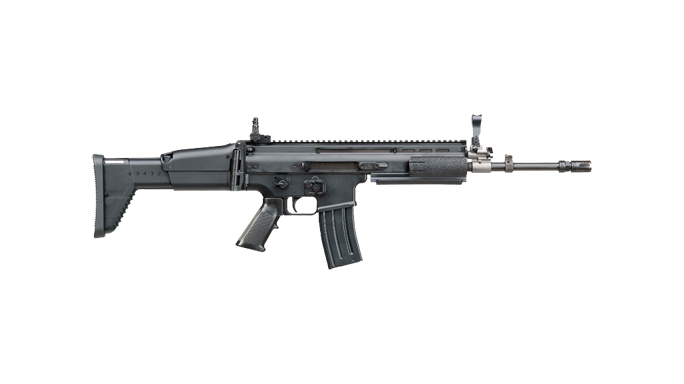 Top Selling Rifles April 2017 FN America SCAR