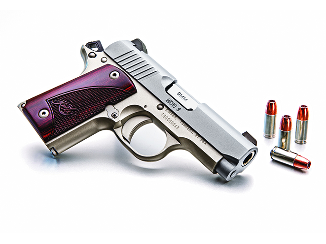 Top Selling Handguns April 2017 Kimber Micro 9