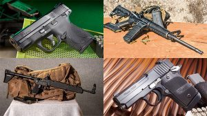 Top Selling Handguns and Rifles for April 2017