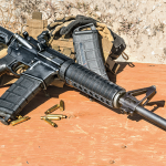 Top Selling Rifles April 2017 Ruger AR-556