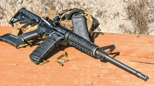 Top Selling Rifles April 2017 Ruger AR-556