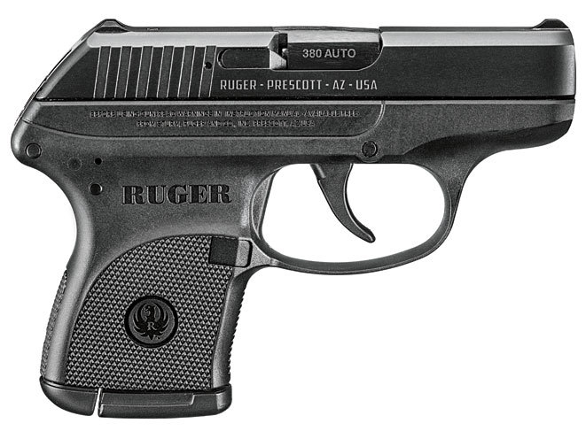 Top Selling Handguns April 2017 Ruger LCP
