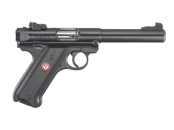Top Selling Handguns April 2017 Ruger Mark IV