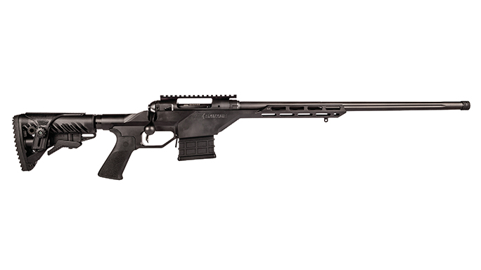 savage 10 BA Stealth left profile