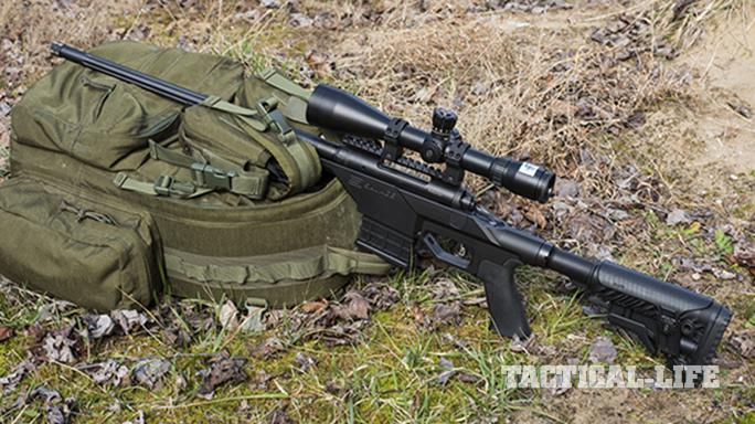 savage 10 BA Stealth bag