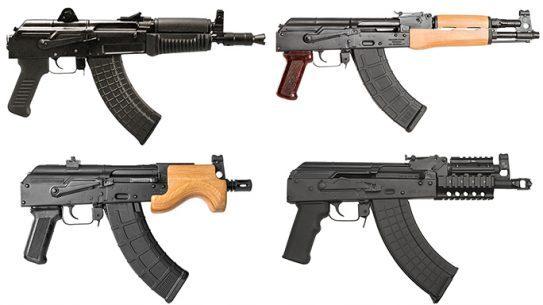 ak pistols