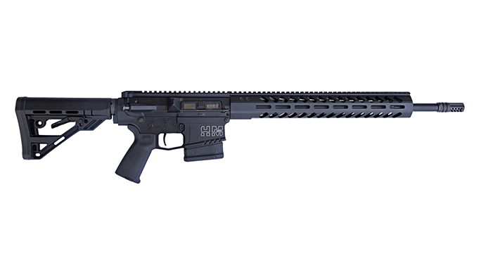 HM Defense Avenger M308 rifle black