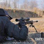 Beretta APX pistol and T3x TAC A1 rifle firing