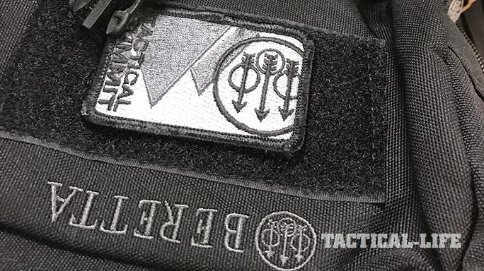 Beretta APX pistol patch