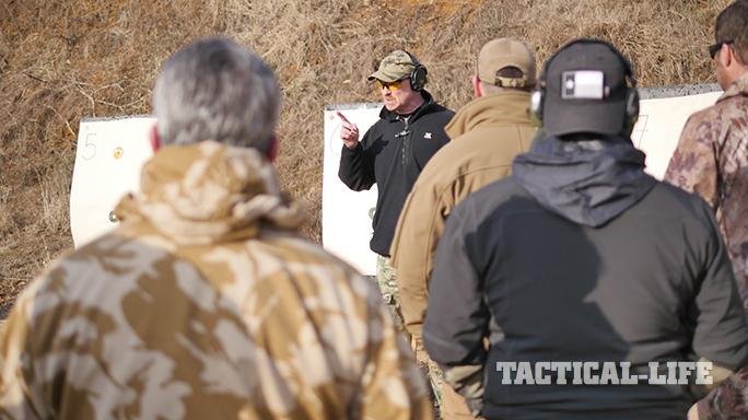 Beretta APX pistol training class