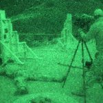 canadian sniper night vision