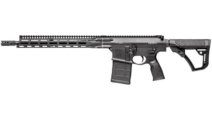 Daniel Defense DD5V1 m-lok rifle
