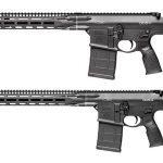 Daniel Defense DD5V1 DD5V2 rifles m-lok