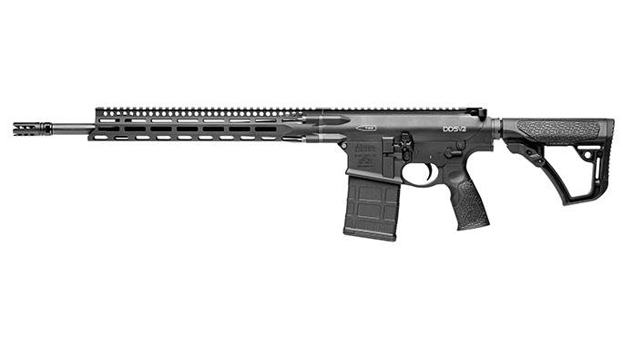 Daniel Defense DD5V2 m-lok rifle