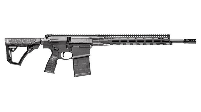 Daniel Defense DD5V2 m-lok rifle right profile