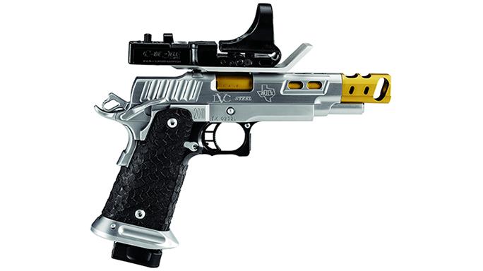 STI DVC Steel pistol