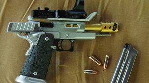 STI DVC Steel pistol ammo