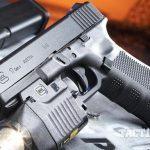 Glock 17 Gen4 pistol light