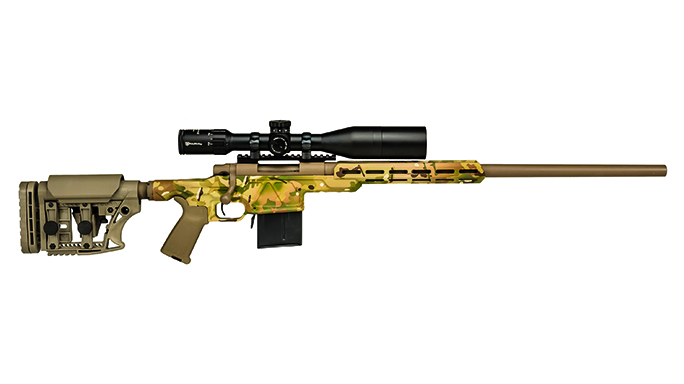 Howa Chassis new rifles