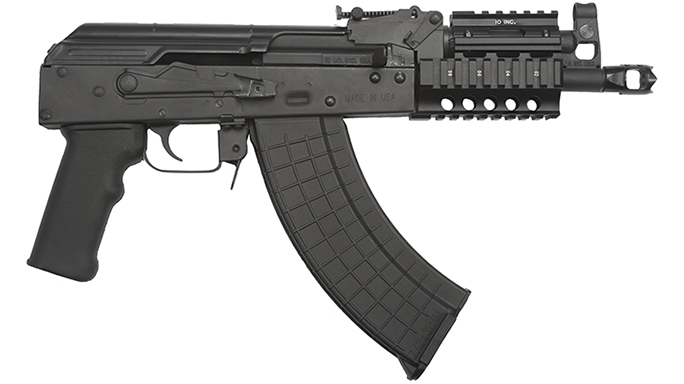 IO Inc M214 Nano ak pistols
