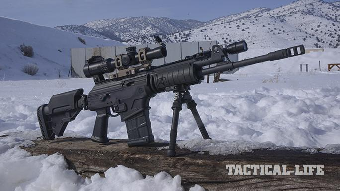 ACE in the Hole: Testing IWI's Galil ACE  308 Battle Rifle