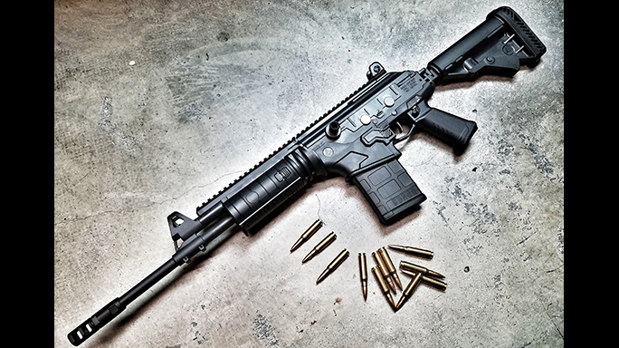 IWI Galil ACE 308 rifle magpul mag