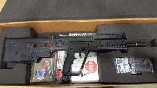 IWI Tavor X95 300 Blackout rifle