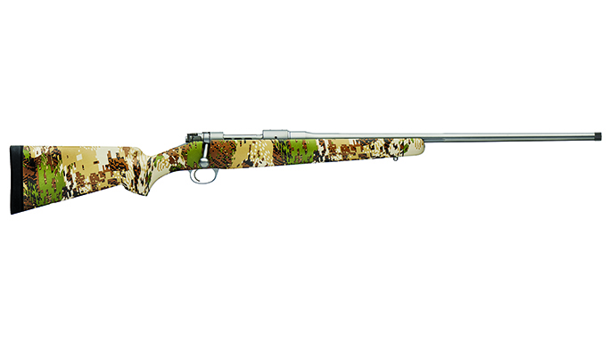 Kimber new rifles