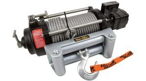 Mile Marker H9000 Hydraulic winches
