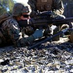 Next Generation Squad Automatic Rifle training exercise