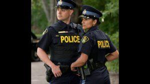 Ontario Provincial Police guns