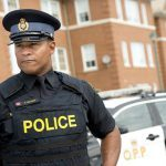 Ontario Provincial Police officer