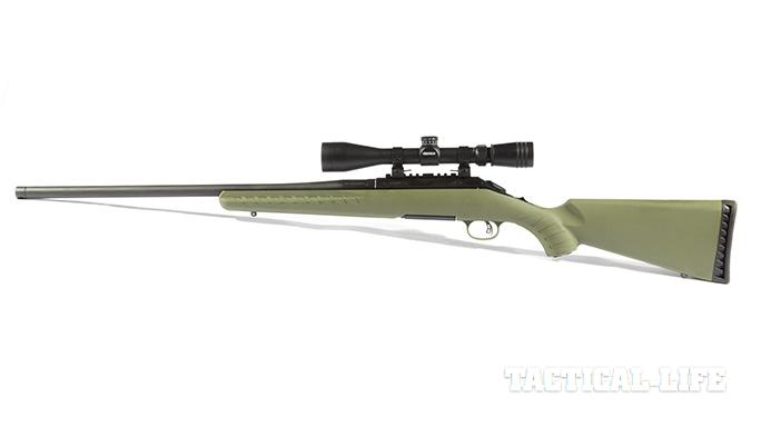 Ruger American Predator rifle left profile