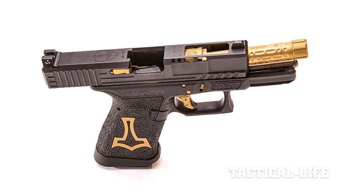 SSVi Mjölnir Glock 19 pistol frame