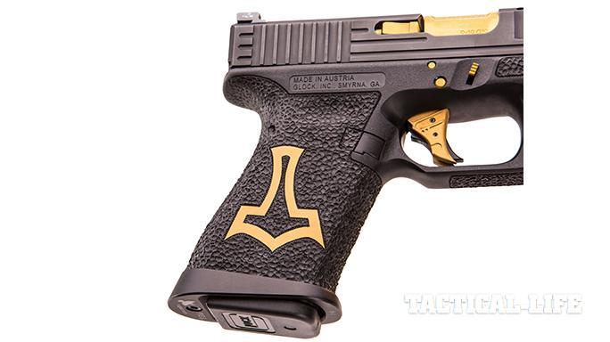 SSVi Mjölnir Glock 19 pistol grip