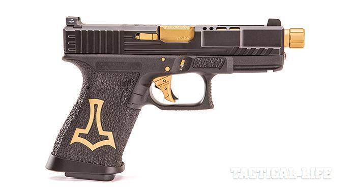 SSVi Mjölnir Glock 19 handgun