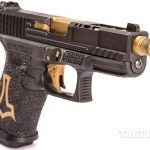 SSVi Mjölnir Glock 19 pistol muzzle