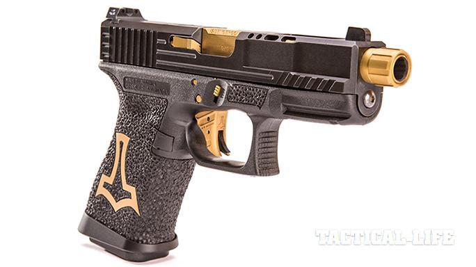 SSVi Mjölnir Glock 19 pistol