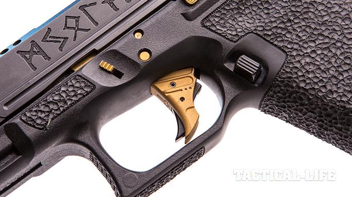 SSVi Mjölnir Glock 19 pistol trigger