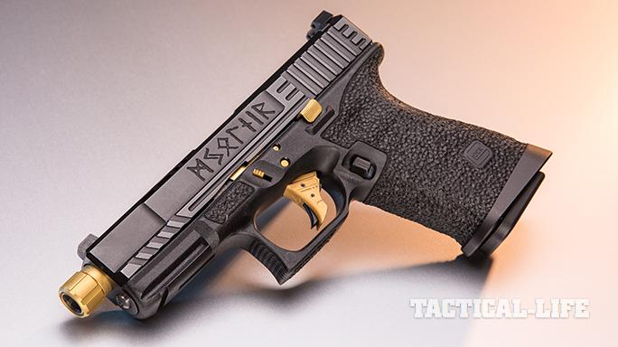 SSVi Mjölnir Glock 19 pistol beauty